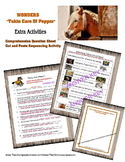 """McGraw Hill Wonders """"Taking Care Of Pepper"""" Activities and Worksheets"""