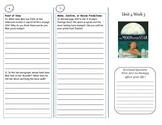 McGraw-Hill Wonders The Moon Over Star Trifold