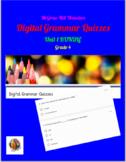 McGraw Hill Wonders: Unit 1 BUNDLE of Digital Grammar Quiz