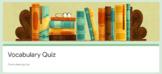 McGraw Hill Wonders: Unit 1 BUNDLE of Digital Vocabulary Q
