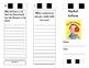 McGraw Hill Wonders Unit 1 Comprehension Trifolds, Grade 2