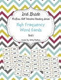McGraw Hill Wonders Unit 1 High Frequency Words - 2nd Grade