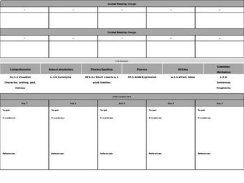 McGraw Hill Wonders Unit 1 Lesson Plans