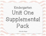 McGraw Hill - Wonders - Unit 1 Supplemental Pack