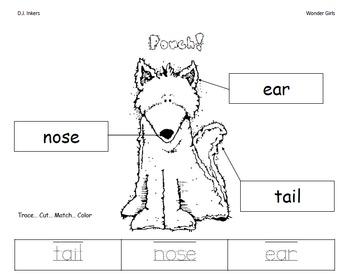 Kindergarten: Unit 1 Week 2 - Lesson Plan/Activities