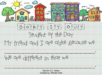 Kindergarten Wonders: Unit 10 Week 2- PowerPoint/Activities
