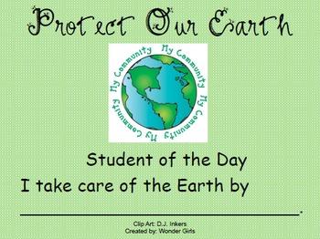 Kindergarten: Unit 10 Week 3- PowerPoint/Activities