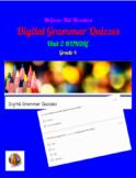 McGraw Hill Wonders: Unit 2 BUNDLE of Digital Grammar Quiz