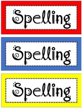 McGraw Hill Wonders Unit 2 Spelling List