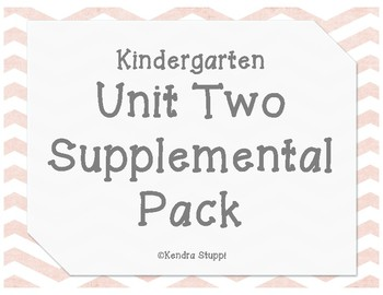 Unit 2 Supplemental Pack