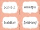 McGraw Hill Wonders Unit 2 vocabulary cards