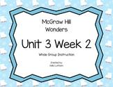 McGraw Hill Wonders Unit 3 Week 2 First Grade