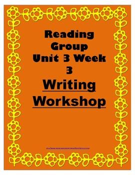 McGraw-Hill  Wonders Unit 3 Week 3 Writing Workshop