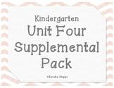 McGraw Hill - Wonders - Unit 4 Supplemental Pack