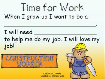 Kindergarten Wonders: Unit 4 Week 1- PowerPoint/Activities