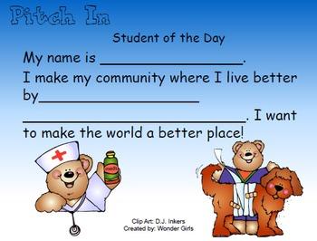 Kindergarten: Unit 4 Week 3- PowerPoint/Activities
