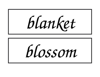 McGraw Hill Wonders Unit 5 Enlarged Spelling Words
