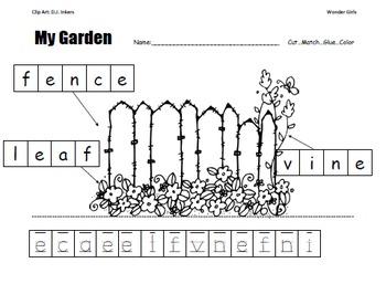 Kindergarten: Unit 5 Week 1- PowerPoint/Activities