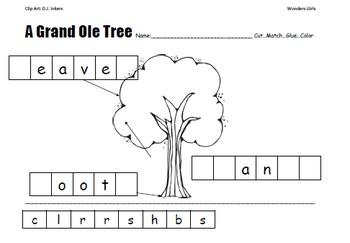 Kindergarten: Unit 5 Week 2- PowerPoint/Activities