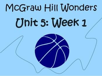 Unit 5 Week 2: Third Grade