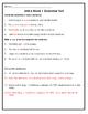 McGraw-Hill Wonders Unit 6 Grammar Test