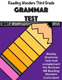 Unit 6 Grammar Test