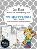 McGraw Hill Wonders Unit 6 Writing Prompts - 2nd Grade