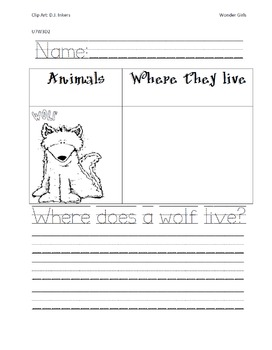 Kindergarten Wonders: Unit 7 Week 3- PowerPoint/Activities