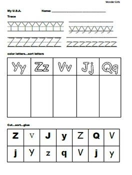 Kindergarten Wonders: Unit 8 Week 2- Lesson Plans/Activities
