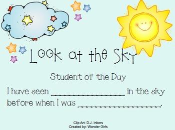 Kindergarten Wonders: Unit 8 Week 3- PowerPoint/Activities