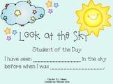 Kindergarten: Unit 8 Week 3- PowerPoint/Activities