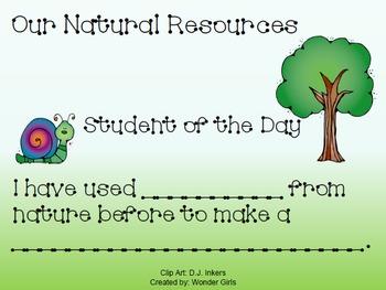 Kindergarten: Unit 9 Week 3- PowerPoint/Activities