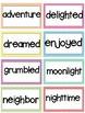WONDERS Vocabulary Words Unit 1-6 BUNDLE (ENTIRE YEAR) 2nd grade