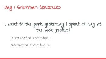 McGraw-Hill Wonders Vocabulary & Grammar Mini-Lessons: Grade 5 SAMPLE