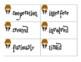 McGraw Hill Wonders Vocabulary cards Grade 3
