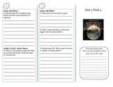 McGraw-Hill Wonders Why Does the Moon Change Shape Trifold