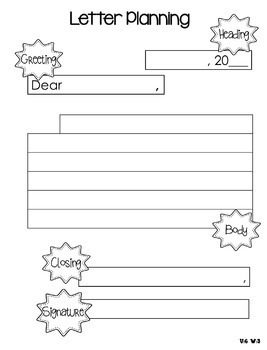 Wonders Writing 1st grade Language Arts- Writing and Grammar Unit 6