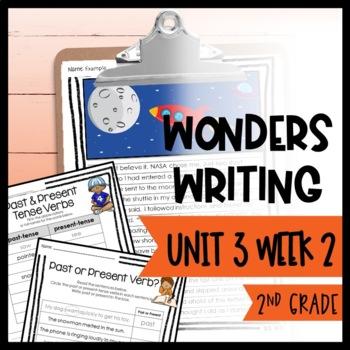 Wonders Writing and Grammar: 2nd Grade Unit 3 Week 2