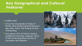 Ch 2.4 Spread of Civilization - The Rise of China - McGraw Hill World History