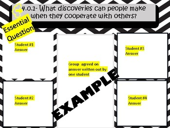 McGraw Hill wonders grade 4 ESSENTIAL QUESTIONS and game
