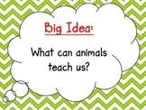 McGraw-Hill Wonders Curriculum-Grade 4, Unit 2, Week 4 Focus Wall