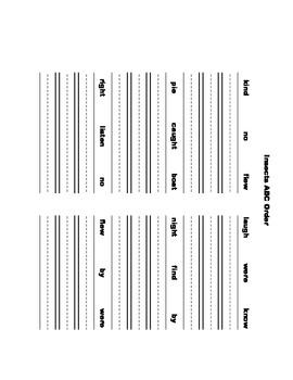 McGraw Hills Reading Wonders © 1st Grade Unit 4 Week 4 Worksheets