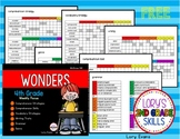 McGrawHill WONDERS Weekly Organization 4th Grade