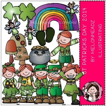 Melonheadz: McGuire's St Patrick