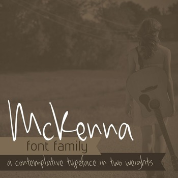 McKenna Font Family for Commercial Use
