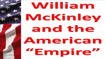 "McKinley and the ""American Empire"""