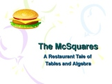McSquares - Finding Patterns in Math - Powerpoint