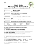 """Mcgraw Hill Reading Wonders """"Camping with the President"""""""