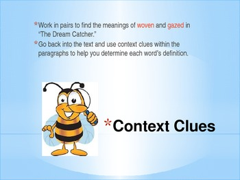 Mcgraw Hill Reading Wonders powerpoint slides for Unit 1 Week 2 Day 2