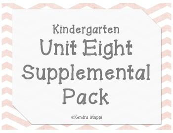 Mcgraw Hill - Wonders - Unit 8 Supplemental Pack